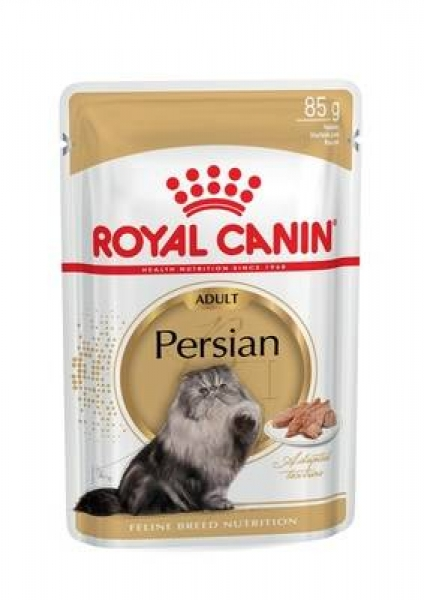 Royal Canin паучи для взрослых персидских кошек (паштет), ADULT PERSIAN