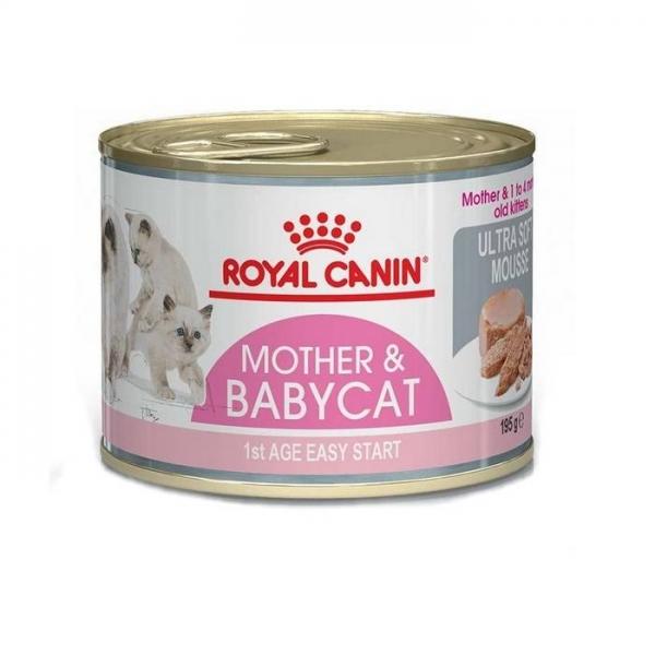 Корм royal canin консервы babycat instinctive